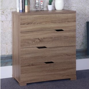 Cipriano Spacious 5 Drawer Chest by Ivy Bronx