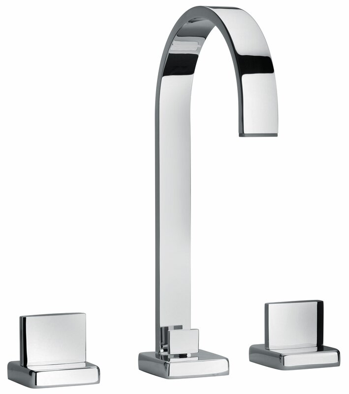 Jewel Faucets J15 Bath Series Widespread Bathroom Faucet with Drain ...
