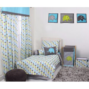 Yasmeen 4 Piece Toddler Bedding Set