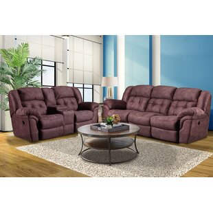 Ohare Reclining Configurable Living Room Set