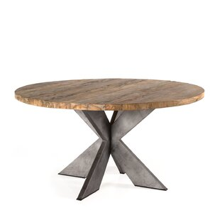 Witham Dining Table Union Rustic