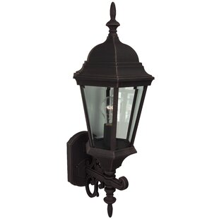 Charlton Home Oakhill Outdoor Sconce