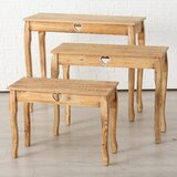 Isaias 3 Piece Console Table Set by August Grove®
