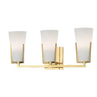 Brayden Studio Levine 3-Light Vanity Light