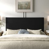 Smith Upholstered Panel Headboard by Kelly Clarkson Home