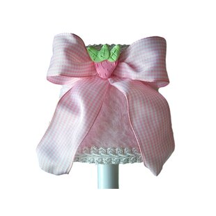 Wild Strawberry 11 Fabric Empire Lamp Shade