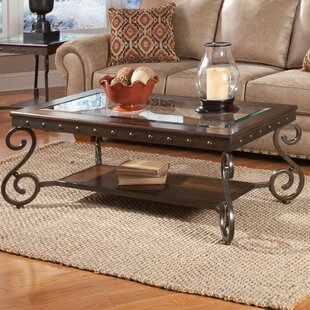 Saratoga Coffee Table with End Tables