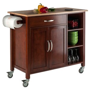 Mabel Kitchen Island by Luxury Home