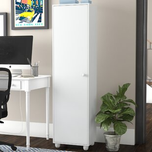 Rebrilliant Boudreaux 1 Door Storage Cabinet