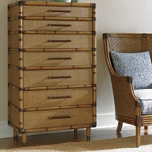 Twin Palms 7 Drawer Chest