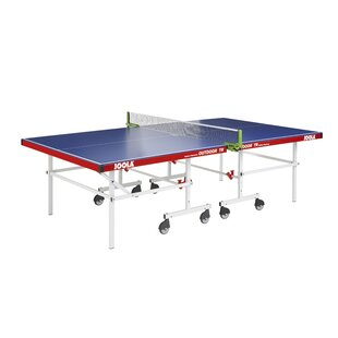 JOOLA TR Foldable Indoor/Outdoor Table Tennis Table (22mm Thick) by Joola USA