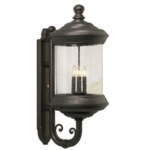 Online Reviews Phillipstown 4-Light Outdoor Sconce By Alcott Hill