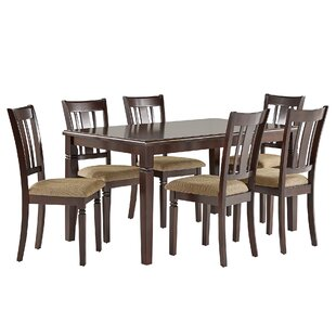 Rothbury 7 Piece Dining Set by Fleur De L..