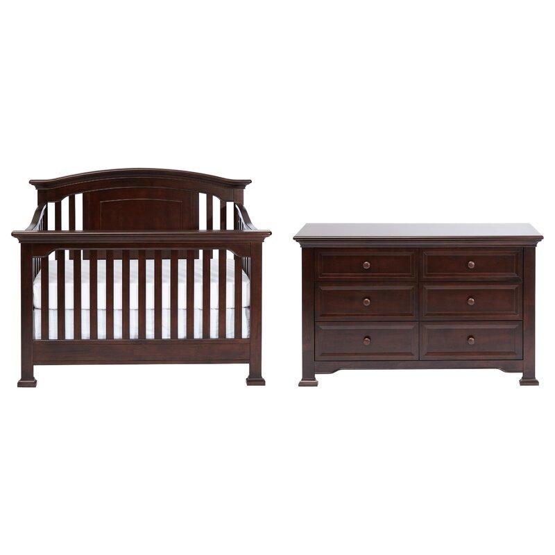 Centennial Medford Convertible Crib 2