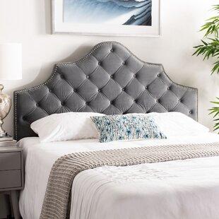Charcoal Gray Headboard | Wayfair