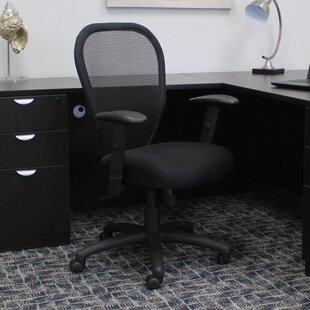 Boss Office Products Ergonomic Mesh Task Chair