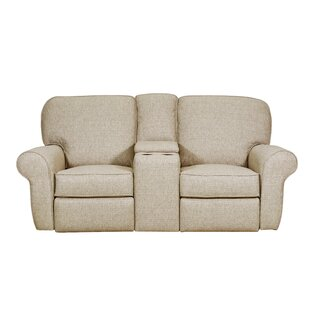 Sage Shambala Smoke Reclining Loveseat