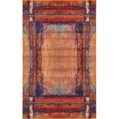 7 Amp 8 Orange Area Rugs You Ll Love In 2020 Wayfair