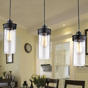 Millet 3 Light Kitchen Island Pendant
