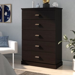 Gloria 5 Drawer Dresser by South Shore