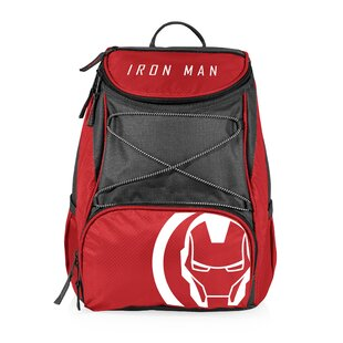 20 Can Ironman Backpack Cooler