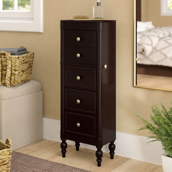 Superbe Extra Large Jewelry Armoire | Wayfair