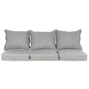 sunbrella sofa cushions You\'ll Love in 2019 | Wayfair