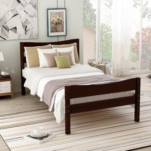 Willingford Twin Solid Wood Standard Bed