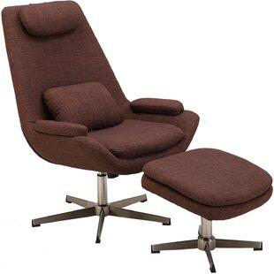 Sibyl Scoop Task Chair by Latitude Run
