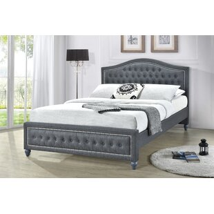 Wollano Upholstered Platform Bed By Rosalind Wheeler