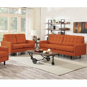 Rochester 2 Piece Living Room Set