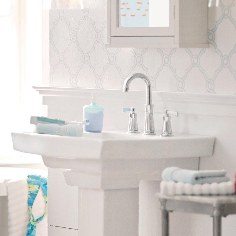 K-11076-4-BN,CP Kohler Kohler Archer Bathroom Faucet & Reviews ...