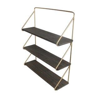Fabulous 3 Tier Wood Shelf | Wayfair OE04