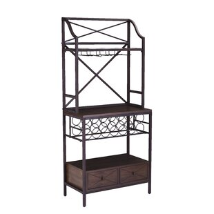 Wesner 14 Bottle Floor Wine Rack