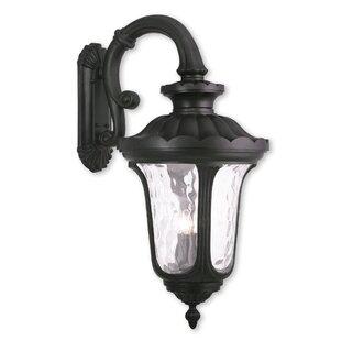 Gurnee 4-Light Outdoor Wall Lantern by Th..