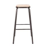 Olmeda Metal 30 Bar Stool (Set of 4) by Williston Forge