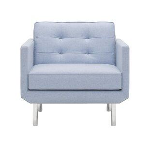 Plateau Club Chair by EQ3