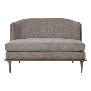 X Back Loveseat by Global Views