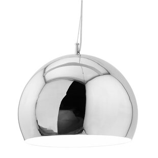 Fort Knox 1-Light Globe Pendant by dCOR design
