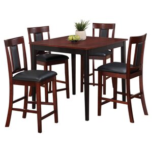 Casual 5 Piece Dining Set by American Furniture ..