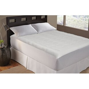 Perfect Fit Industries Tempa Cool Polyester Mattress Pad