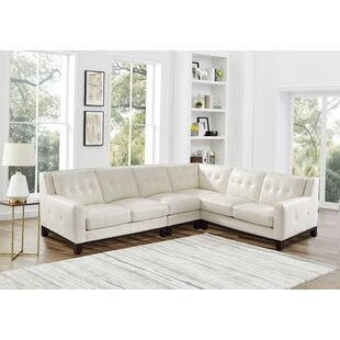 Oxford Leather Sectional