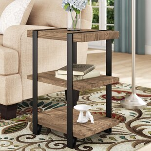 Bosworth End Table by Tren..