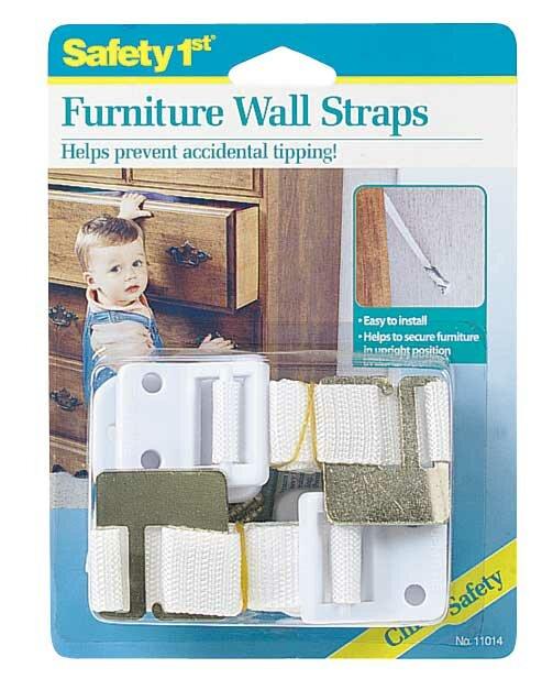 Safety 1st Adjustable All Purpose Latch Door Strap 24 Straps
