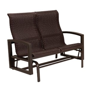 Lakeside Double Glider Loveseat