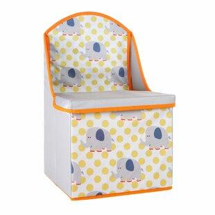 Elephant Design Children's Chair by Castleton Home
