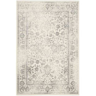 Reynolds Ivory Silver Area Rug