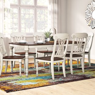 Duncombe 7 Piece Dining Set by Breakwater Bay