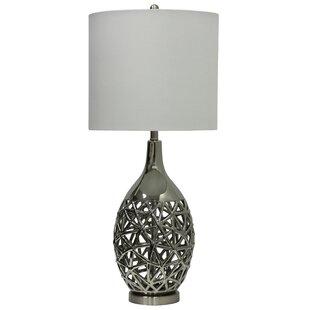 Jesiah Open Work 37 Table Lamp