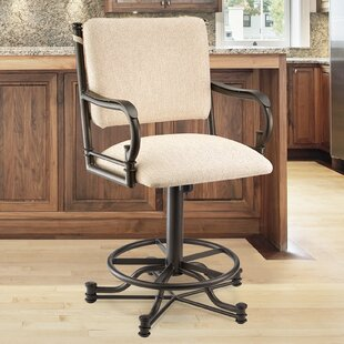 Durrah 26 Swivel Bar Stool
